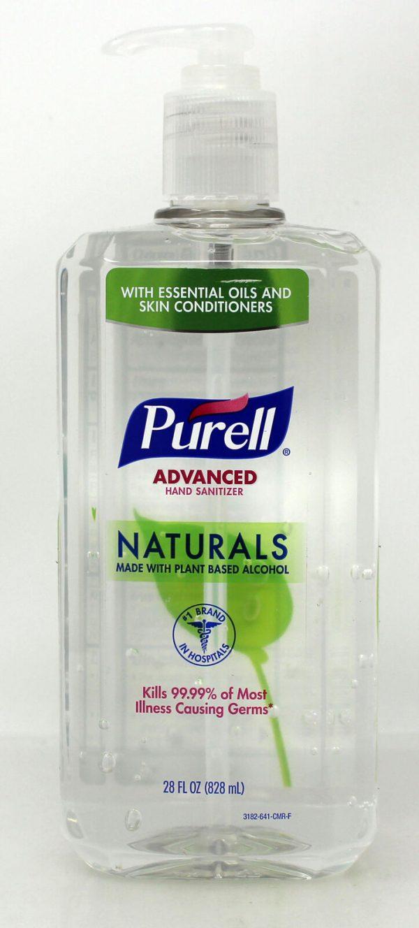 Purrell Naturals 28 oz Hand Sanitizer