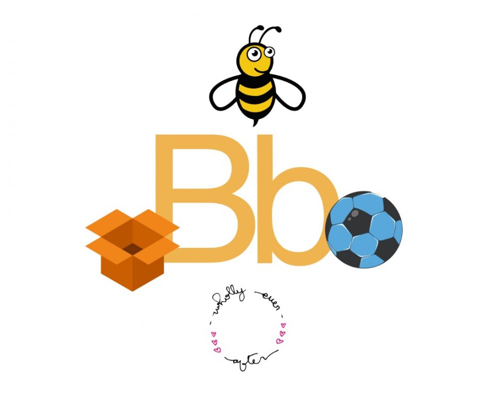 Image for the Letter Bb