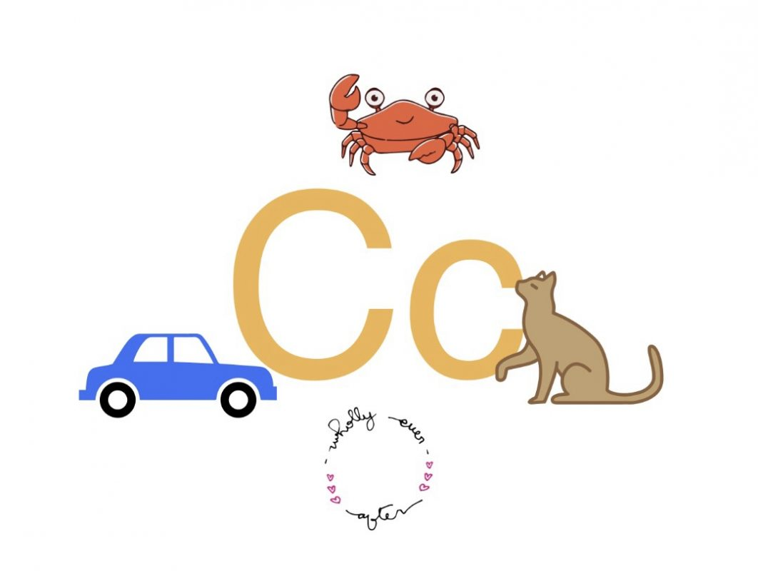 Letter Cc Cover Image
